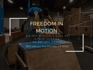 Freedom in Motion
