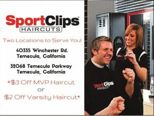 Sport Clips (Tem. Pkwy)