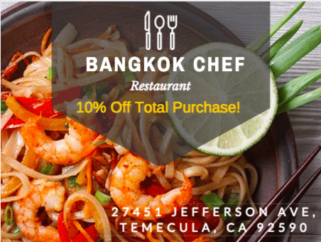 Bangkok Chef Restaurant