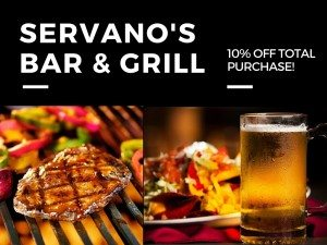 Servano's Bar and Grill