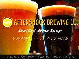Aftershock Brewing Co.