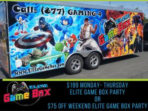 Elite Game Box