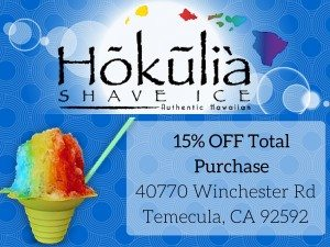 Hokulia Shaved Iced