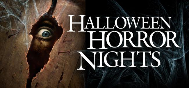 Halloween Horror Nights at Universal Studios!   Smart Card